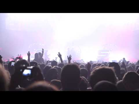 Chase & Status 'Killing In The Name' Live from London's O2 Arena