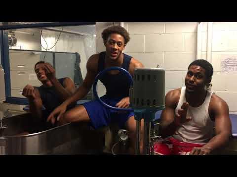 Ice Bath Karoke- Mens Basketball