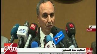 عبد المحسن سلامة: إقامة مجتمع سكني للصحفيين على أرقي ما يمكن في 6 أكتوبر