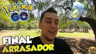 FINAL DE EVENTO ARRASADOR! -  Pokemon Go Capturando Shiny (Parte 87)