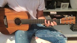 Justin Bieber - What do you mean acoustic Dan Kanter version guitar tutorial