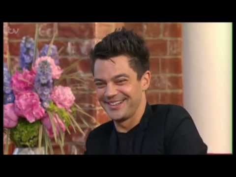 This Morning - Dominic Cooper interview