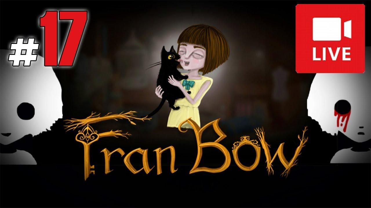 """[Archiwum] Live – Fran Bow! (9) – [2/2] – """"Wyimaginowany przyjaciel"""""""