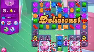 Candy Crush Saga Level 5475 (No boosters) screenshot 4