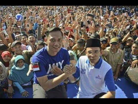 Dicueki SBY, Alasan TGB  Dukung Jokowi 2 Periode