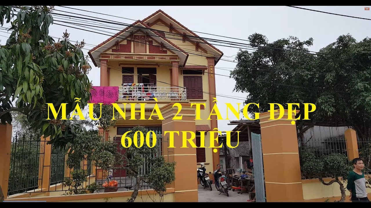 Thăm Quan Mẫu Nhà 2 Tầng Đẹp Diện Tích 7x11m – Giá Chỉ Có 600 Triệu Tại Ninh Bình