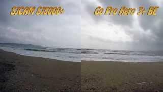 gopro Hero 3 BLACK vs SJCAM SJ5000 WIFI