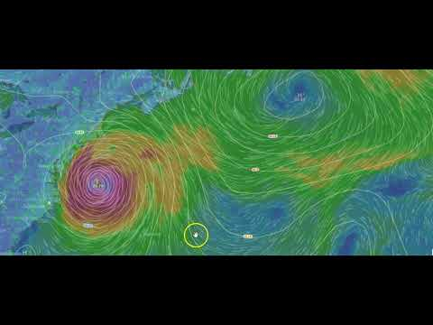 Hurricane Maria Winds Now 175 Hurricane Jose PM Update Sept 19 2017