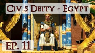 Civ 5 Brave New World Deity - Ep. 11 - Let