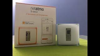 Recensione Termostato Smart NetAtmo