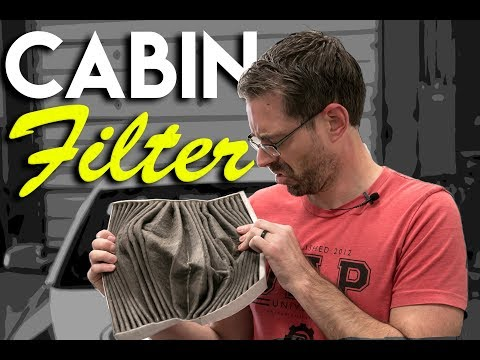 Audi S4/A4 Cabin Air (Pollen) Filter How To (DIY) Install and Where it is Located