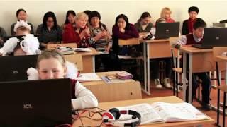 Фрагменты урока Английского языка во 2 классе в ActivInspire.