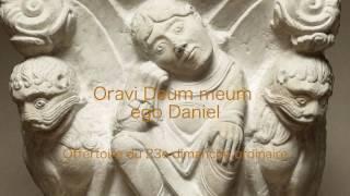 vuclip Oravi deum Daniel - Chantres du Thoronet - Grégorien