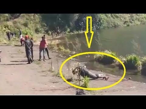 Video Pendaki Gunung Semeru Yang Dihukum Di Ranu Kumbolo