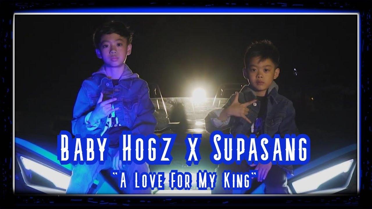 "Christian Rap   Baby Hogz - ""A Love For My King"" feat. Supasang    Christian Hip Hop Music Video"