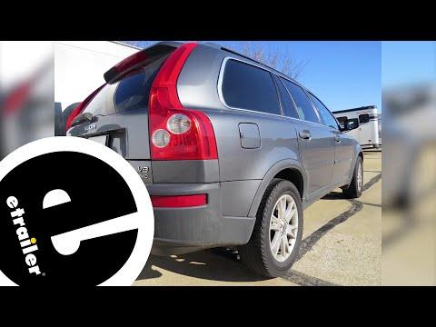 best 2005 volvo xc90 trailer wiring harness options etrailer com rh youtube com