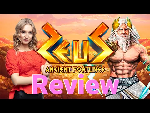 Try Your Luck In The Golden Residence Of Gods – The Ancient Fortunes Slot From Microgaming