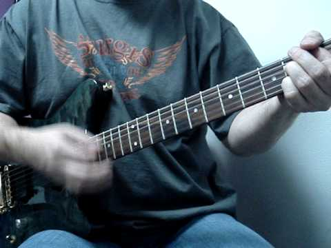 Stone Temple Pilots Guitar Lesson Interstate Love Song Basic Strum