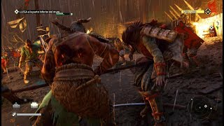 Vídeo For Honor