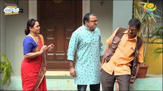 NEW! Ep 3046 - Sakharam ka Accident! | Taarak Mehta Ka Ooltah Chashmah | तारक मेहता का उल्टा चश्मा
