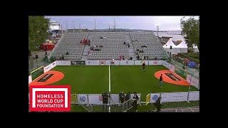 Oslo 2017 Homeless World Cup Live Stream Day 2
