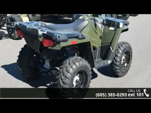 2016 Polaris Sportsman 450 H O Eps Sage Green Vern Ei