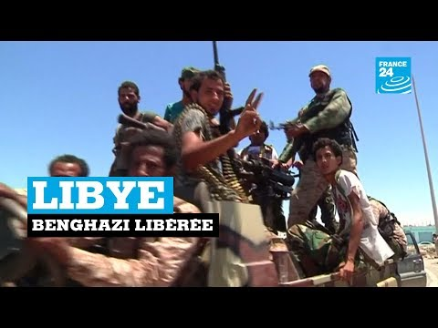 Download Youtube: Libye : Benghazi libérée