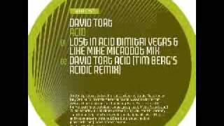 David Tort - Acid (Dimitri Vegas & Like Mike MicroDot Mix)