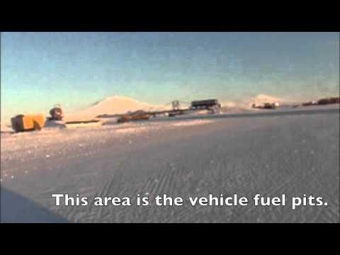 Pegasus Field, Antarctica Tour