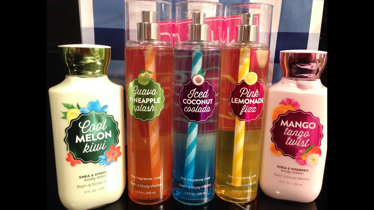 Bath and body works holiday scents - Bath And Body Works Holiday Scents 42