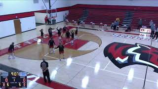 Belle Plaine High vs. Norwood-Young Womens' Basketball