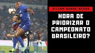 Flamengo tem chances pequenas na Libertadores: hora de priorizar o Brasileiro?