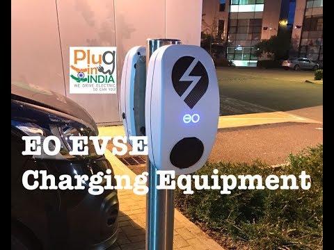 EO EVSE Smart Charging Station - Sneak Peek