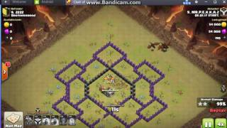 Clash Of Clans | Clash of Clans Battle! | most heroic attack | th 8 drg attack | most th8 best attk