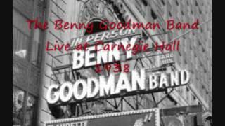 Benny Goodman Live at Carnegie Hall 1938