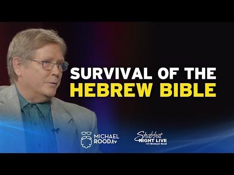 Survival Of The Hebrew Gospels - Shabbat Night Live - 11/22/19