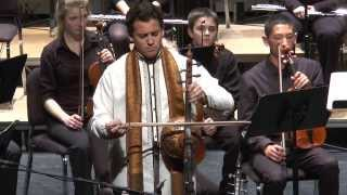 Concerto for Kamancha and Symphonic Orchestra by Haji Khanmammadov