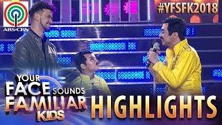 YFSF Kids 2018 Highlights: Nyoy, nagbigay ng mensahe para kay Esang