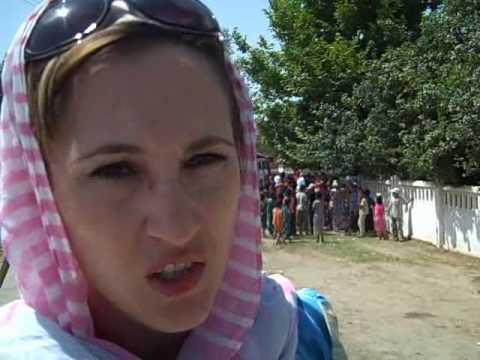 Being prepared in Tajikistan
