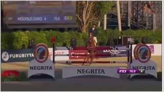 Percurso Marlon Zanotelli - 09/10/14 Furusiyya FEI Nations Cup™ Final 2014 Barcelona