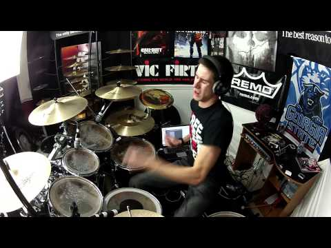 Arctic Monkeys  Arabella  Drum Cover