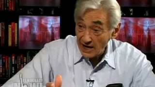 "Howard Zinn on Obama: ""If you want to end terrorism, you have to stop being terrorists"""