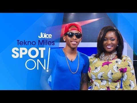 TEKNO ON THE JUICE S02 E02 - SPOT ON