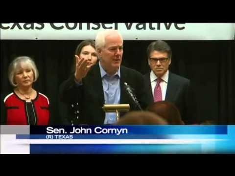 Senator John Cornyn Could Face Tough Road