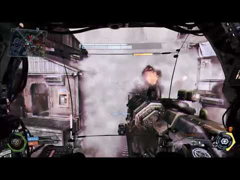 Titanfall Campaign Sector Bravo-217 Colony G21 Planet Troy