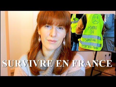 Peut-on Dire Qu'on Survit En France ? #giletsjaunes