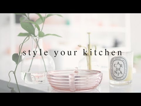 10 Ways To Style Your Kitchen | Rental Kitchen Decor