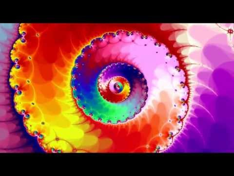 FRACTAL GEOMETRY DYNAMICS - Natural Mouvement of Life Energy