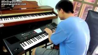 Đàn Organ Roland Bk3 Đừng Xa Em Đêm Nay - Nguyễn Kiên