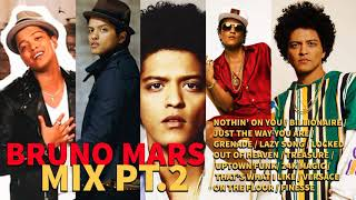 Baixar BRUNO MARS Greatest Hits Mix (Finesse, Treasure, That's What I Like, Uptown Funk & more!)